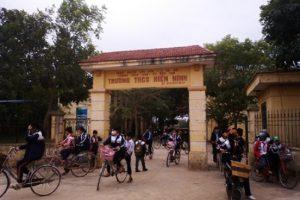 Các trường học gần sân bay Nội Bài