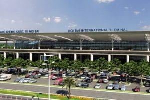 Dịch vụ thuê xe 7 chỗ đi sân bay Nội Bài tiện lợi, uy tín