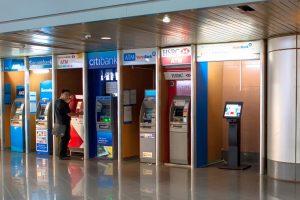 Dịch vụ đổi tiền ở Sân bay Nội Bài