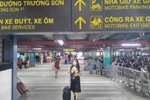 Có nên gửi xe máy ở sân bay Nội Bài không?