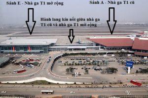 Bảng giá gửi xe qua đêm ở sân bay Nội Bài | Các loại xe