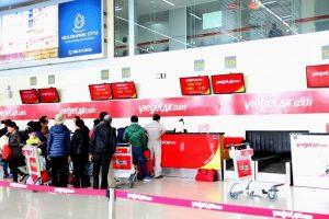 Hướng dẫn Check-in Vietjet tại sân bay Nội Bài