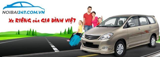 Taxi Hai Bà Trưng đi Nội Bài