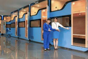 Bảng giá thuê phòng nghỉ tại sân bay Nội Bài theo giờ