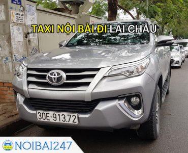 Taxi từ sân bay Nội Bài đi Lai Châu giá rẻ, trọn gói chỉ từ 3,480,000