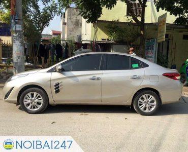 Giá taxi từ sân bay Nội Bài về ga Gia Lâm chỉ từ 240.000