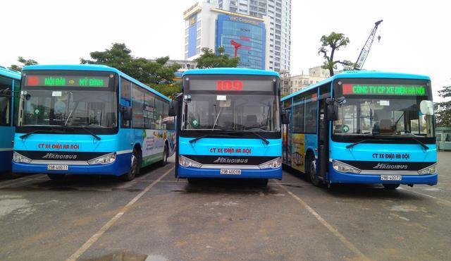 Tuyến bus 109 Sân Bay - Bến Xe Mỹ Đình