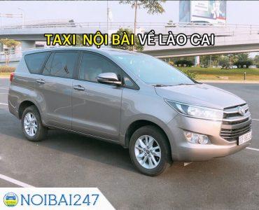 Taxi từ sân bay Nội Bài đi Lào Cai giá rẻ, trọn gói chỉ từ 2,270,000