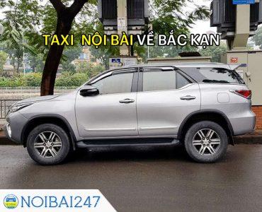 Taxi từ sân bay Nội Bài đi Bắc Kạn giá rẻ, trọn gói chỉ từ 1.210.000 VNĐ