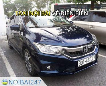 Taxi từ sân bay Nội Bài đi Điện Biên giá rẻ, trọn gói chỉ từ 4.160.000