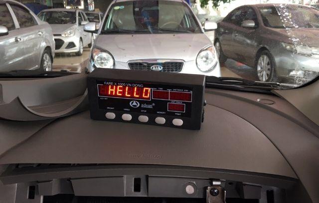 Kiểm tra thường xuyên đồng hồ km khi đi Hà Nội - Hà Nam