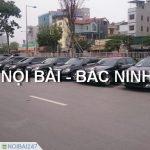 Xe Nội Bài đi Bắc Ninh