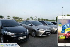 Giá thuê xe taxi sân bay Nội Bài 1 chiều, 2 chiều giá rẻ