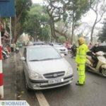 Nhận diện 'taxi dù' trên đường phố Hà Nội