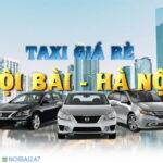 Taxi nội bài giá rẻ Hà Nội